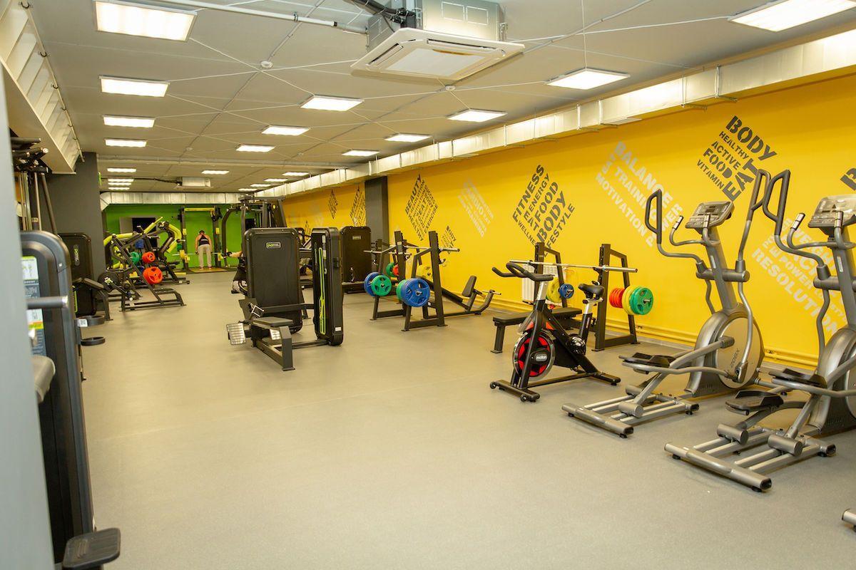 GYM LIFE – новый фитнес-клуб в Новосибирске!